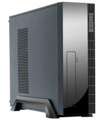 Корпус CHIEFTEC Uni UE-02B,з блоком живлення CHIEFTEC SFX-250VS SFX 250Вт,a/PFC,desktop/tower mATX