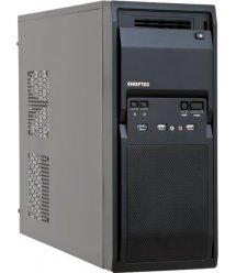 Корпус CHIEFTEC Libra LG-01B,без блока живлення,1xUSB3.0, чорний