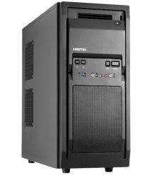 Корпус CHIEFTEC Libra LF-02B,без блока живлення,1xUSB3.0, чорний