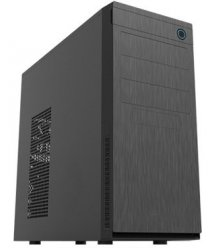 Корпус CHIEFTEC Elox HC-10B,без БП,2xUSB3.0,1xUSB Type-C, черный