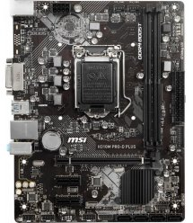 Материнcька плата MSI H310M_PRO-D_PLUS s1151 H310 2xDDR4 DVI mATX