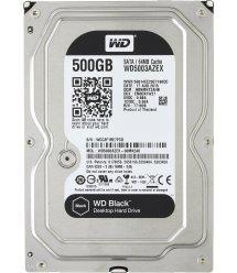 """Жорсткий диск WD 3.5"""" SATA 3.0 0.5TB 7200 64MB Black"""