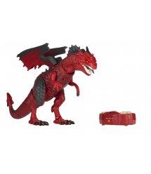 Динозавр Same Toy Dinosaur Planet Дракон (світло, звук) червоний RS6139AUt