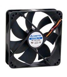 Корпусний вентилятор CHIEFTEC Thermal Killer AF-1225S,120мм,1350 об/хв,3pin/Molex,27dBa