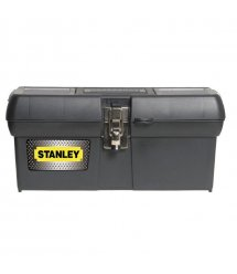 """Ящик інструментальний """"STANLEY"""", 400 x 209 x 183 мм (16""""), пластмассовый, с металлическими замками."""