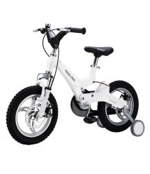 Дитячий велосипед Miqilong JZB Білий 16` MQL-JZB16-white