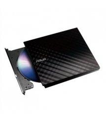 Привід ASUS SDRW-08D2S-U LITE DVD+-R/RW USB2.0 EXT Ret Slim Black