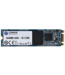 Твердотельный накопитель SSD M.2 Kingston A400 120GB SATA 2280 TLC