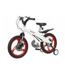 Дитячий велосипед Miqilong GN Білий 16` MQL-GN16-White