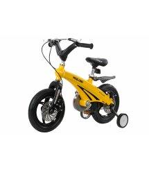 Дитячий велосипед Miqilong GN Жовтий 12` MQL-GN12-Yellow