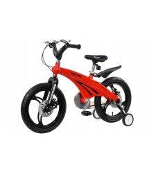 Дитячий велосипед Miqilong GN Червоний 16` MQL-GN16-Red