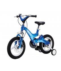 Дитячий велосипед Miqilong JZB Синій 16` MQL-JZB16-Blue