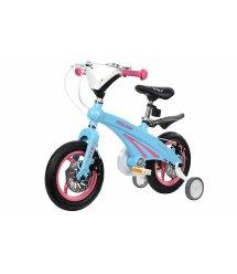 Дитячий велосипед Miqilong GN Синій 12` MQL-GN12-Blue