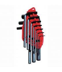 Набір ключів 6-ти гран 10 од. 1.5-10 мм (блістер) (уп.12)