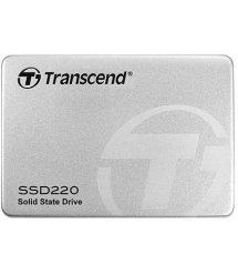 """Твердотельный накопитель SSD 2.5"""" Transcend 220 120GB SATA TLC"""