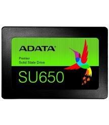 """Твердотельный накопитель SSD ADATA SATA 2.5"""" 120GB SU650 3D TLC"""