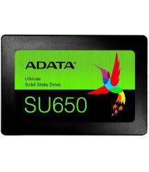 """Твердотельный накопитель SSD ADATA SATA 2.5"""" 240GB SU650 3D TLC"""