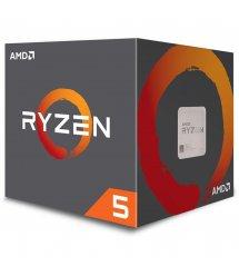 Центральний процесор AMD Ryzen 5 2600 6/12 3.4GHz 16Mb AM4 65W Box