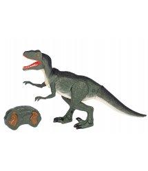 Динозавр Same Toy Dinosaur World зелений зі світлом і звуком RS6124Ut