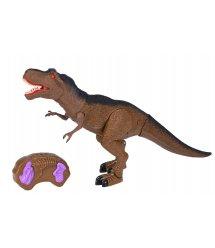 Динозавр Same Toy Dinosaur Planet коричневий зі світлом і звуком RS6123AUt