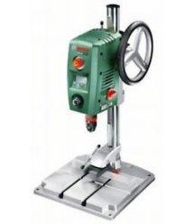 Сверлильный станок Bosch PBD 40, 710 W, подъем 90 мм, плита 33x35x3см, МаксO сталь/ дерево 13/40 мм