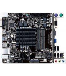 Материнская плата GIGABYTE GA-J1800N-D2H CPU Celeron Dual-Core (2.41GHz) 2xDDR3(SO) VGA-HDMI mITX