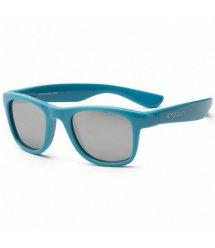 Детские солнцезащитные очки Koolsun голубые серии Wave (Размер: 1+)