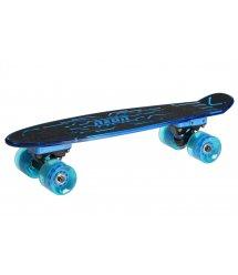 Скейтборд Neon Hype Синій N100787