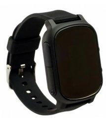 Дитячий GPS годинник-телефон GOGPS ME К20 Чорний