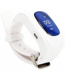 Дитячий GPS годинник-телефон GOGPS ME K50 Білий