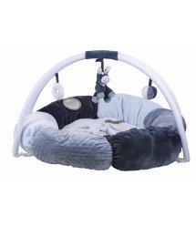 Nattou Килимок розвиваючий з дугами і подушками Алекс і Бібу 321259