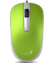 Миша Genius DX-120 USB Green