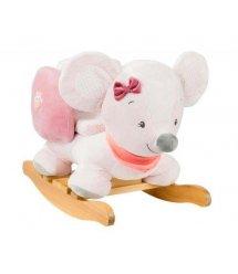 Nattou Крісло-гойдалка мишка Валентина 424264