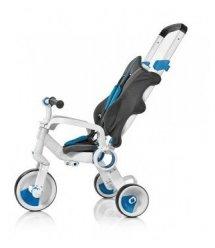 Триколісний велосипед Galileo Strollcycle Синій G-1001-B
