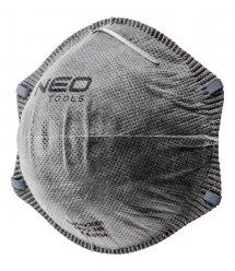 Пылезащитная полумаска NEO с активированным углем FFP2, 3 шт