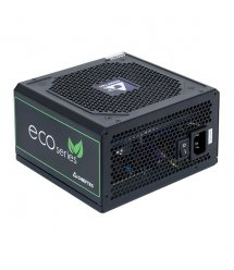 Блок питания CHIEFTEC RETAIL Eco GPE-500S,12cm fan,a/PFC,24+4,2xPeripheral,4xSATA,1xPCIe