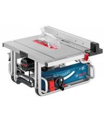 Распиловочный стол Bosch GTS 10 J, 1800 W, диск 254 ммнаклонЛ 47°/П 2°, стол 642 x 634мм, 27кг