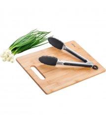 Дошка кухонна з щипцями Lamart LT2060