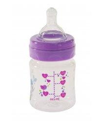 Бутылочка для кормления Bayby BFB6100 120ml 0м+ фиолетовый