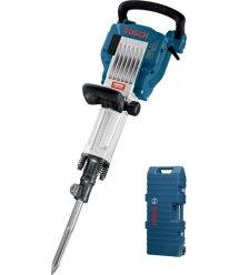 Молоток отбойный Bosch Professional GSH 16-30. 1750Вт. 45 Дж, 1.300 уд/хв, 16.5 кг