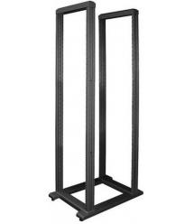 """Стійка ZPAS SRX 19"""" напольня дворамна 42U глиб 800мм чорний колір 1C0001317WZ-6026-01-04-161"""
