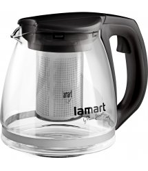 Чайник Lamart LT7025 скляний 1,1л