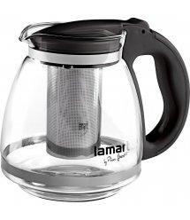 Чайник Lamart LT7027 скляний 1,5л