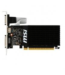 Вiдеокарта MSI GeForce GT710 1GB DDR3 64bit low profile silent