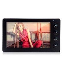 Видеодомофон Simax-94705FP,S7 TFT LCD Black