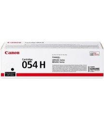Картридж Canon 054H Black MF641/643/645, LBP-621/623 Black (3100 арк)
