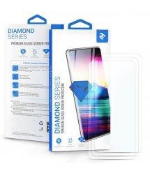 Комплект защитных стекол 2Е 3в1 для VIVO Y15/Y17 2.5D Clear
