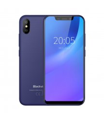 Смартфон Blackview A30 2/16GB DUALSIM Blue OFFICIAL UA