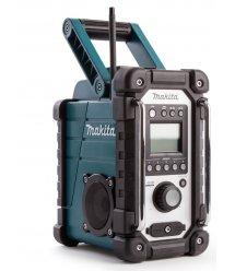 Радіоприймач Makita DMR102 акумуляторний 7.2 - 18В Li-Ion/Ni-MH, до 21год, 280х163х302 мм, 4кг