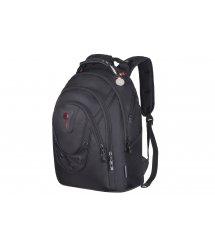 "Рюкзак для ноутбука, Wenger Ibex 125th 16"" Slim, чорний"